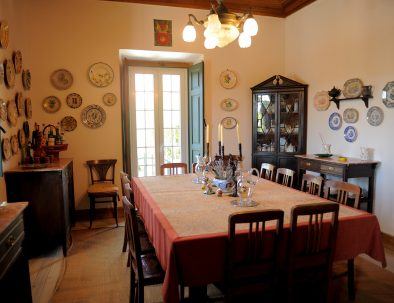 Sala de Jantar Casa das Rendufas